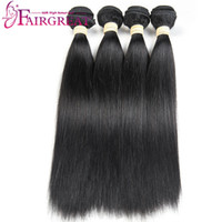 bad hair extensions - Brazilian Straight Human Hair A Uprocessed Brazilian Straight Human Hair Extensions Brazilian Human Hair Weaves No Bad Smell