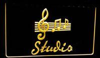Wholesale Led Air Sign - LS237-y Studio On Air Music Bar Pub LED Neon Light Sign