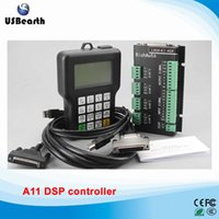 Wholesale RichAuto A11 CNC DSP controller A11S A11E axis replace DSP controller for cnc router DSP system