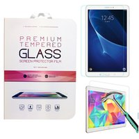 Wholesale For Samsung Galaxy Tab A Tempered Glass Screen Protector H Explosion Proof for samsung Tab T230 T330 T530 Tab S T700 T800