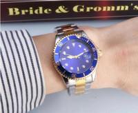 Wholesale 2016NEW HOT Fashion Men Luxury Brand Automatic Watch Business Sports Quartz Clock Women Watch Montre Homme