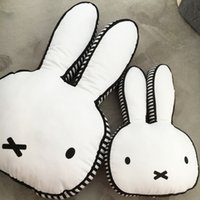 best sleeping pillows - 2016 New Stuffed Animals Plush Toys Rabbit Pillow Super Soft Baby Sleeping Toys Best Christmas Gift