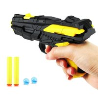 Wholesale Outdoor Toys New Shooting Water Crystal Gun Orbeez Toys Nerf Air Soft Gun Bullet Soft Elastic Toy For Children nNcToneT nHeBMaTNueckNN