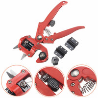 Wholesale Professional Garden Tree Pruning Shears Grafting Cutting Tool With Two Blades