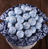 al por mayor yunnan cha tuo-Ripe Pu Er Té Tuo Cha 250g, Shu Puer Té Xiao Tuocha Beneficios para adelgazar, Yunnan Mini Puerh Arroz Glutinoso Sabores