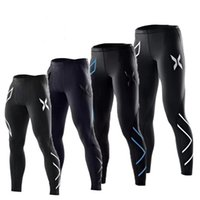 Wholesale Sports Men Lady Compression Running Yogar Training Thermal GYM Tights Pants