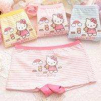 Wholesale New Fashion kids pants girls underwear panties kids pants children s briefs for ages girls