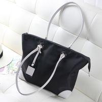 Wholesale Female bag new fund sell like hot cakes nylon tote bags joker tide hand the bill of lading shoulder bag lady handbags
