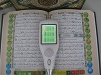 Wholesale newest and best selling holy quran reading pen with inch LCD screen for languages learning