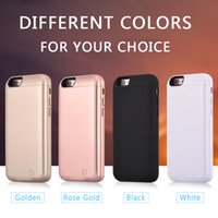 Wholesale iPhone S Battery Case Ultra Slim Portable Charger for iPhone S inch mAh Rechargeable Extended Battery Case Charging Case