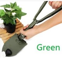 Wholesale Multifunction Gardening Collapsible Folding Shovel Yard Tool very suitable for carrying sturdy and durable