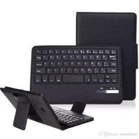 Wholesale T230Bluetooth Keyboard With Removable Keyboard Litchi Grain For Samsung Galaxy Tab Inch With Retail Box