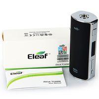 Wholesale Original Eleaf iStick W TC Mod W Temp Control Mod E cig Box Mod with OLED display vs Eleaf istick W for Vaporizer