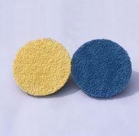 Wholesale Remove Moderate Paint Car Care Microfiber Buff Sponge Polishing Pad For Both Rotary and DA Polishers