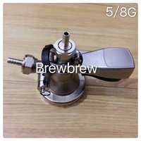 Wholesale G type keg coupler with pressure relief valve G