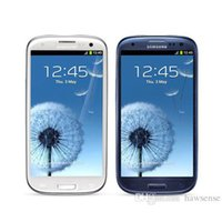 Wholesale Refurbished Original Samsung GALAXY S3 i9300 quot Quad Core GHz Android Smart Phone G Renew Unlocked Cellphone