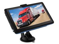 auto window screens - Auto Car GPS Navigation BL inch HD Bluetooth AVIN Capacitive screen FM GB MB Vehicle Truck GPS Lifetime Map
