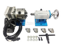 Wholesale rotary axis A axis th axis dividing head for CNC router