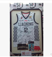 Wholesale Limited signature LIAONING I high price nice Jerseys