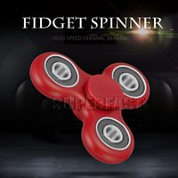 Wholesale Creative Funny Fidget Spinner For Hand Spinner Autism and ADHD Rotation Time Long Noise Stress with Retail Package