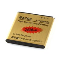 achat en gros de xperia mk16i-BA700 Batterie Batterie de remplacement pour Sony Ericsson XPERIA RAY ST18i Neo V MT11i Pro MK16i
