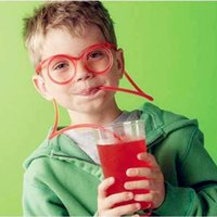 Cheap Plastic Straw glasses Best ECO Friendly different colors Drink Tube