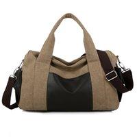 big body pillow - 2016 Fashion Men Canvas Bag Casual Travel Big Bags Vintage Style Handbags Cross body School Messenger Bag Unisex