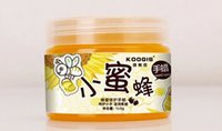 Wholesale Milk Honey Whitening Hand Cream Hand Wax Wrinkle removal paraffin bath Skin Care Exfoliator Anti Wrinkle Beauty Paraffin wax