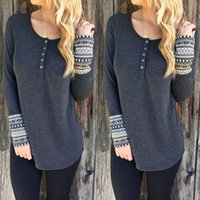 Wholesale Long Sleeve Tunic Top Wholesale - Wholesale-New Sexy Ladies Womens Jumper Mini Dress Knitted Sweater Tunic Top Size 6-16