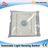 Wholesale Home LED light PIR Infrared Motion Automatic Module Light Sensing Switch