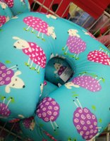 Wholesale Singular neck pillow is blue Special offer to buy one get one free