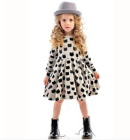 american stock trade - New Special Offer Stocking Baby girls comfortable black cotton trade pattern printing stretch tight skirt dress