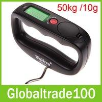 balance belt - Pocket Portable kg g LCD Digital Electronic Hand Held Hook Belt Lage Hanging Scale Backlight Balance Weighing