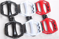Wholesale HK Road Mountain Pedal Aluminum Ultralight g pair Bike Pedals Pedal Alloy Professional Bicycle Bike Pedals