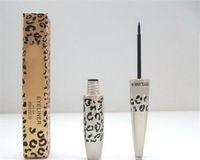 best brand eyeliner - M A C Brand Leopard Liquid Eyeliner Waterproof Black color ML Brand Cosmetic WITH M logo Best price dhl SHIP