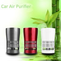 Wholesale Small car electric vehicle car oxygen purifier purifier Activated carbon filter Anion purification PM2 clean HEPA filter