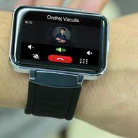 Android Smart Watch Téléphone DM98 MTK6572 OS 3G WIFI GPS Support Carte SIM Dual Core Sleeping Moniteur Bluetooth 4.0 Smartwatch WCDMA