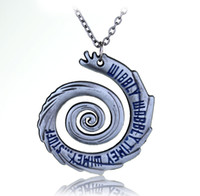 antique stuffed animals - 2017 Fashion Movie Jewelry Doctor Who Wibbly Wobbly Timey Wimey Stuff Antique Finish Dr Who Necklace