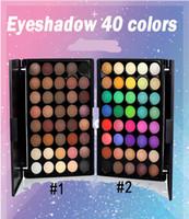 Wholesale In stock Makeup eyeshadow Colors Eye Shadow Colors Cosmetic Powder Eyeshadow Makeup Palette VS Kylie Kyshadow