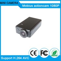 Wholesale Fast Mobius ActionCam P Degree Wide Angle Mini Sports Camera FPV DashCam H HEVC H AVC