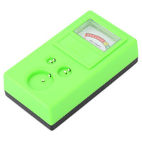 battery cell test - New Plastic Watch Battery Power Checker Button Cell Tester Gadget for Instant Testing Battery Capacity Horloger Watch Fan Gifts