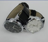Wholesale 2016 New Brand Quartz Watch lovers Watches Women Men Dress Watches Leather Dress Wristwatches Fashion Casual Watches