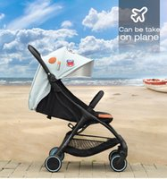 Wholesale Babysing Baby Stroller Portable Lightweight Travel Strollers Easy Carry Foldable Umbrella Pram Baby Carriage