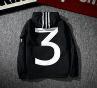 Wholesale Hot Jacket YEEZUS Jacket Men KANYE Hip Hop Windbreaker YEEZUS Jackets Men Women Streetwear Fashion Hip Hop Outerwear uniform coat