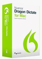 application internet - Nuance Dragon for Mac MacOSX Speech Recognition Application Send Online