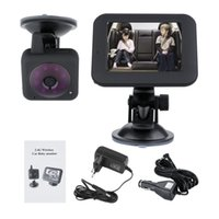 Cheap Electric camera surveillance Best Color 3.5 inch TFT LCD Radio Babysitter