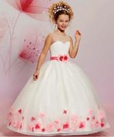 Precio de Pequeña novia vestido de niña de las flores-Vestido de Boda Vestido de Fiesta Vestido de Fiesta Vestido de Fiesta Vestido de Fiesta