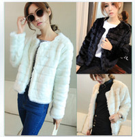 Short american range - new European and American fashion OL temperament essential winter over a range of solid color jacket womens cardigans