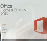 Cheap 2016 Brand new office2016 Home and business Retail box MAK KEY win version online activation