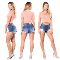 Regular amazon stock - Ebay Amazon Best Sellers Holes Cowboy Shorts Expert For New Pattern Ma am Tight Pants Goods In Stock